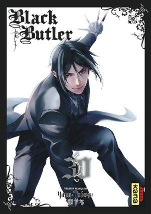 Black Butler T.30 | 9782505085232