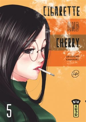 Cigarette & Cherry T.05 | 9782505087465