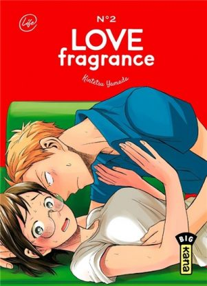 Love fragrance T.02 | 9782505088073