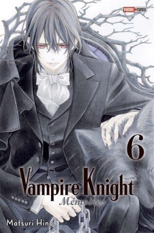 Vampire Knight - Memoires T.06   9782809495423