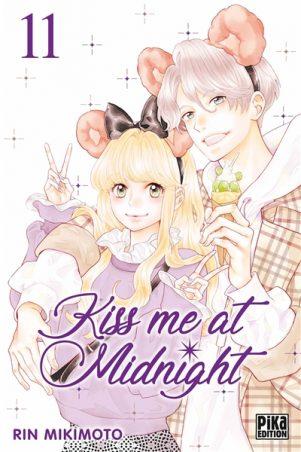 Kiss me at midnight T.11 | 9782811658724