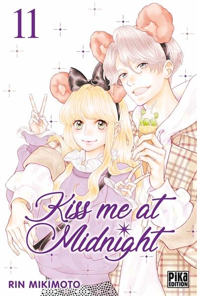 Kiss me at midnight T.11   9782811658724