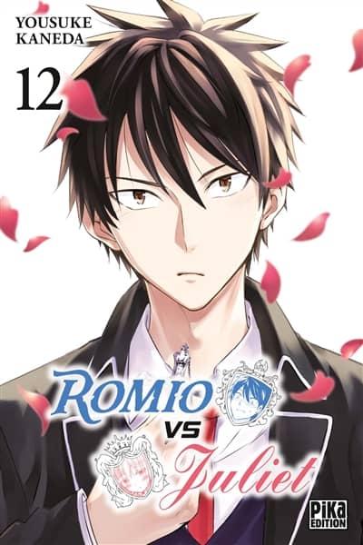 Romio vs Juliet T.12   9782811660413