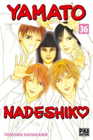 Yamato Nadeshiko T.36   9782811660680