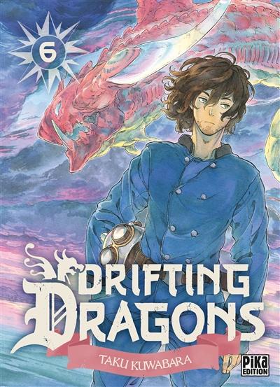 Drifting Dragons T.06 | 9782811660819