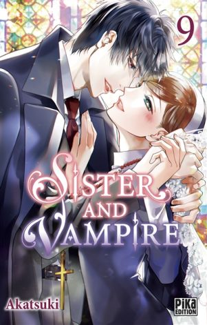 Sister and vampire T.09   9782811662783