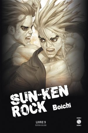 Sun ken Rock - Ed. Deluxe T.09 | 9782818978085