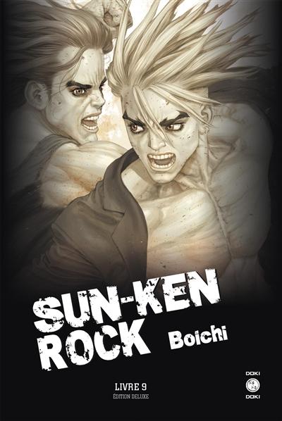 Sun ken Rock - Ed. Deluxe T.09   9782818978085