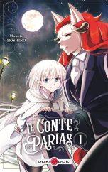 Conte des parias (Le) T.01   9782818979747