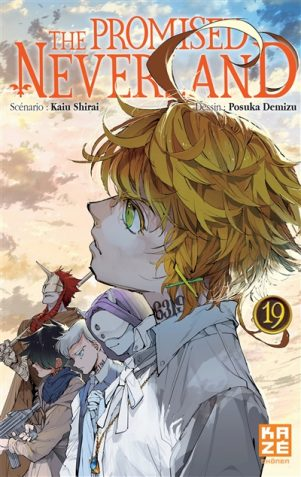 Promised Neverland (The) T.19 | 9782820340764