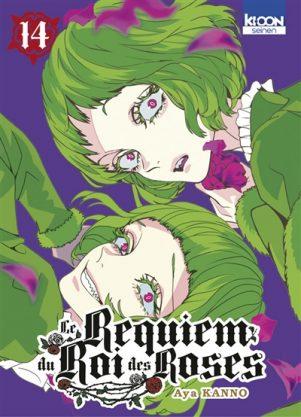 Requiem du Roi des Roses (le) T.14   9791032707951
