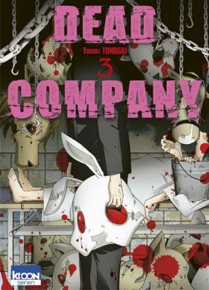 Dead company T.03 | 9791032707968