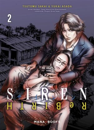 Siren rebirth T.02   9791035502461