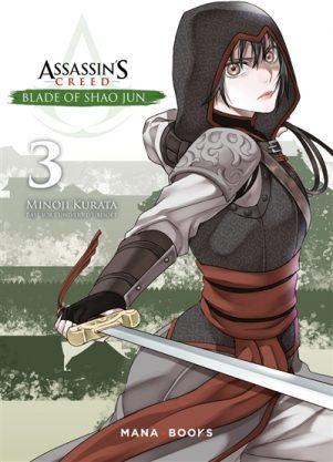 Assassin's Creed - Blade of Shao Jun T.03 | 9791035502522