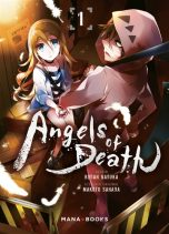 Angel of death T.01 | 9791035502881