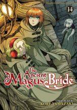 Ancient magus' bride (The) (EN) T.14   9781645058052