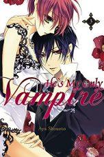 He's My Only Vampire (EN) T.03   9780316260558
