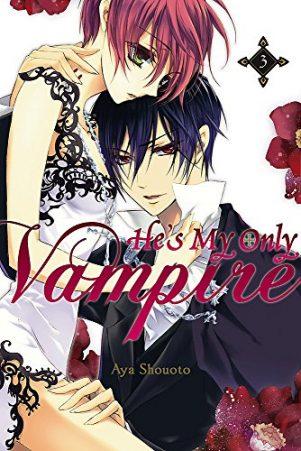 He's My Only Vampire (EN) T.03 | 9780316260558