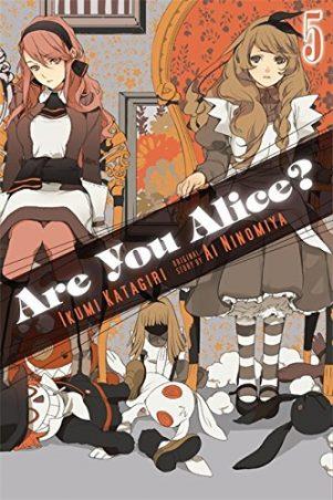 Are you Alice ? (EN) T.05   9780316286183