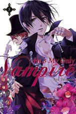 He's My Only Vampire (EN) T.05   9780316302197