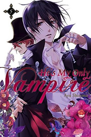 He's My Only Vampire (EN) T.05 | 9780316302197