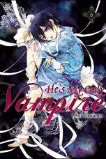 He's My Only Vampire (EN) T.06   9780316345811
