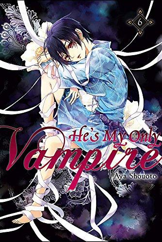 He's My Only Vampire (EN) T.06 | 9780316345811