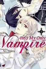 He's My Only Vampire (EN) T.07   9780316345828