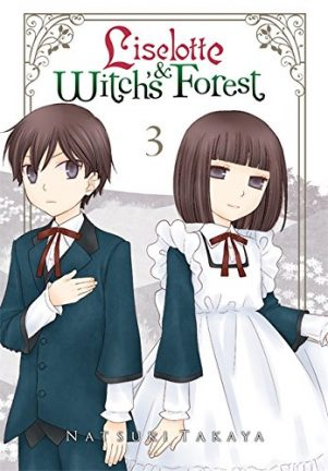 Liselotte and the Witch's Forest (EN) T.03 | 9780316361033
