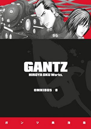 Gantz - Omnibus ed. (EN) T.08   9781506715452