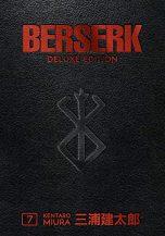 Berserk - Deluxe ed. (EN) T.07   9781506717906
