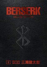 Berserk - Deluxe ed. (EN) T.08   9781506717913