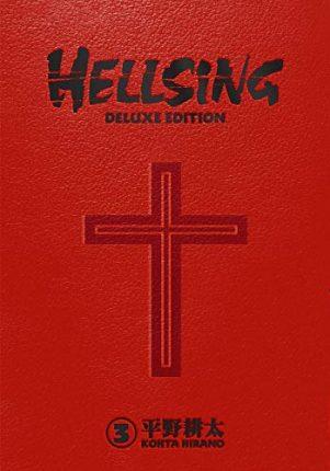 Hellsing - Deluxe ed. (EN) T.03 | 9781506720029