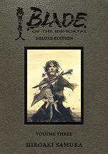 Blade of the Immortal - Deluxe Ed. (EN) T.03 | 9781506721019