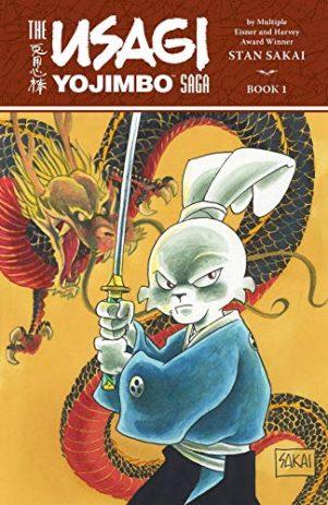 Usagi Yojimbo - 2nd ed. (EN) T.01   9781506724904