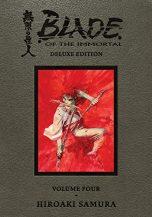 Blade of the Immortal - Deluxe Ed. (EN) T.04 | 9781506726557