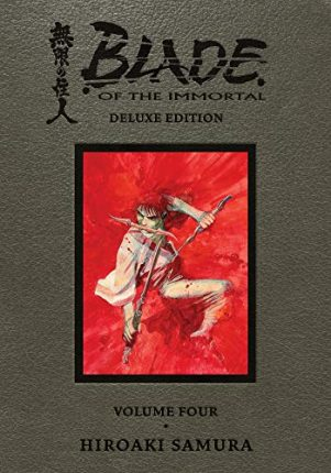 Blade of the Immortal - Deluxe Ed. (EN) T.04   9781506726557