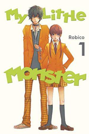 My Little Monster (EN) T.01   9781612625973