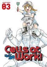 Cells at work (EN) T.03 | 9781632363909