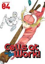 Cells at work (EN) T.04 | 9781632363916