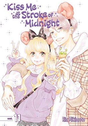 Kiss me at midnight (EN) T.11   9781632369147