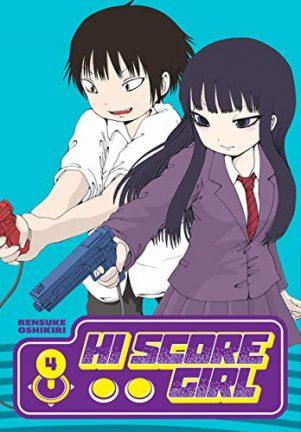 Hi-score girl (EN) T.04   9781646090198