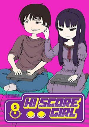 Hi-score girl (EN) T.05   9781646090204
