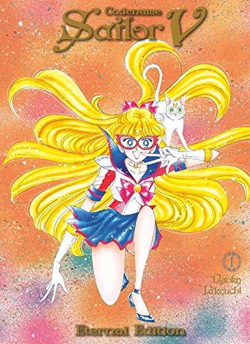 Codename: Sailor V - Eternal ed. (EN) T.01   9781646511433