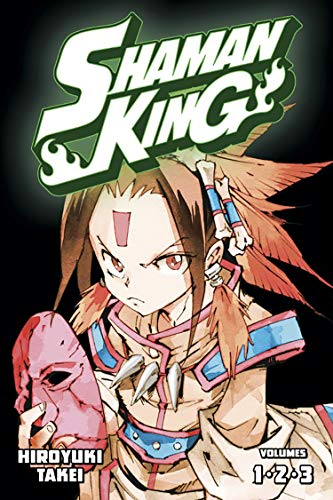 Shaman king - Omnibus ed. (EN) T.01 | 9781646512003
