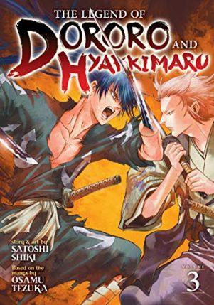Legend of Dororo and Hyakkimaru (The) (EN) T.03   9781648271007