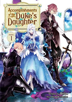 Accomplishments of the Duke's daughter - LN (EN) T.01   9781648274213