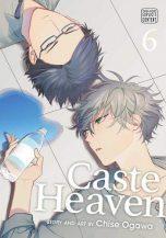 Caste Heaven (EN) T.06 (release in June) | 9781974720903