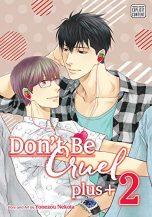 Don't be cruel : plus+ (EN) T.02 | 9781974722273