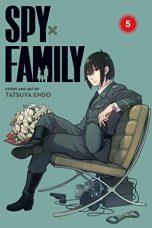 Spy x Family (EN) T.05   9781974722945